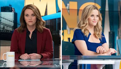 Reese Witherspoon Reveals the Reason Behind that Major Hair Change on The Morning Show