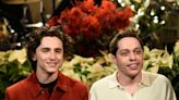 Pete Davidson finds it 'annoying' that Timothée Chalamet is both talented and attractive: 'Usually you're only allowed one'