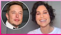 Kelly Clarkson & Minnie Driver Want To Switch Lives With Elon Musk