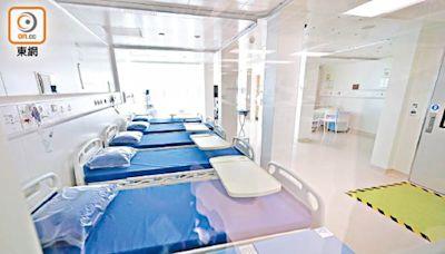 啟德醫院耗資近370億 提供2400張病床
