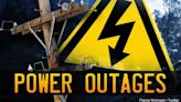 Over 650 residents without power in west Springfield