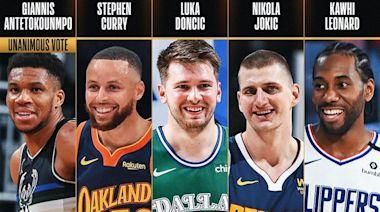 NBA年度第1隊 字母哥獲500滿分!4人打進季後賽