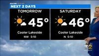 Chicago Weather: Warming Trend On The Way