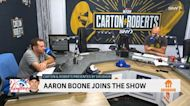 Aaron Boone on how Gary Sanchez has been treated by NY media and fans   Carton & Roberts