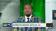 Former Jets react to 54-13 loss to Patriots in Week 7 | Jets Post Game Live