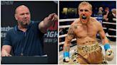 Dana White Shuts Down Jake Paul Megafights, Paul Fires Back [LOOK]