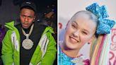 DaBaby slammed by JoJo Siwa's fans for calling the teen a 'b***h' in new rap