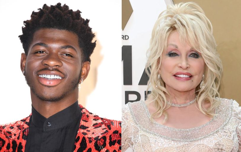 Fans react to Lil Nas X's 'unique' cover of Dolly Parton's Jolene