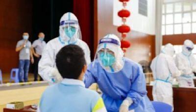 福建本土確診又+50小學童沒人陪 自行受檢讓人心疼