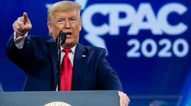 CPAC: Trump to make first post-White House speech at rightwing summit