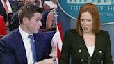 WATCH: Jen Psaki Tells CNN Reporter 'We're in Regular Contact' With Fox News About Their Vaccine Coverage
