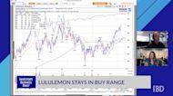 Lululemon Stays In Buy Range