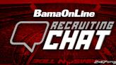 BamaOnLine Recruiting Chat Recap