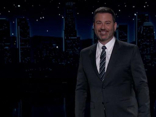 Jimmy Kimmel Gleefully Roasts Donald Trump Jr. for Getting COVID