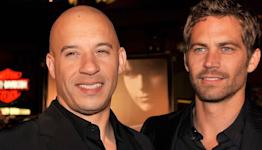 Vin Diesel Walked Paul Walker's Daughter Meadow Down The Aisle At Her Wedding