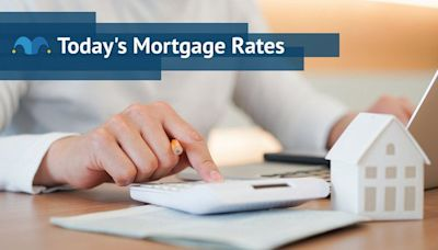 Current Mortgage Rates -- October 26, 2021: 30- and 20-Year Fixed Rates Rise