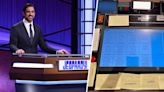 Why Aaron Rodgers covered 'Jeopardy!' podium in sticky notes