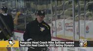 Mike Sullivan Named 2022 USA Men's Olympic Hockey Head Coach