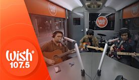 "Hulyo performs ""Wake Up"" LIVE on Wish 107.5 Bus"