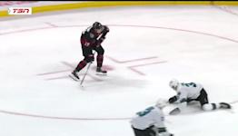 Ottawa Senators vs. San Jose Sharks - Game Highlights