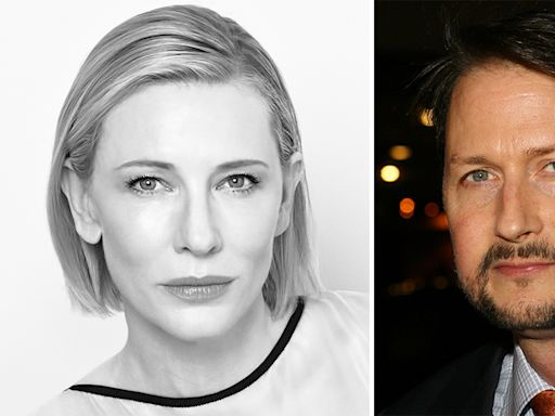 Cate Blanchett, Todd Field Team On 'TAR' For Focus Features