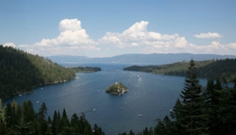 'It may look worse than it is': Future of Lake Tahoe clarity in question as wildfires worsen