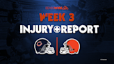 Bears Week 3 injury report: Eddie Goldman limited, Akiem Hicks DNP on Thursday