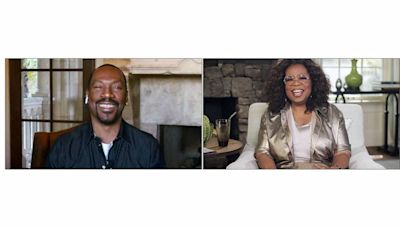 Eddie Murphy Tells Oprah Winfrey He's the 'Most Comfortable' He's 'Ever Been' at 60 Years Old