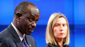 EU, AU signal support, but no acclaim, for Congo president-elect