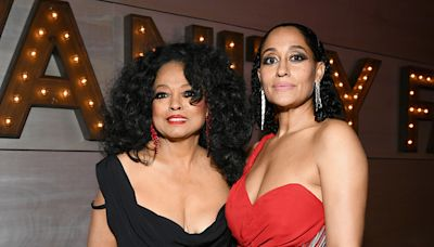 Tracee Ellis Ross Recreated A Stunning Vintage Photo Of Her Mother, Diana Ross, And The End Result Was So Perfect