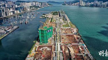 維港1號首批折實均呎逼2.3萬 低過同區THE HENLEY一成 1房656萬起進駐跑道區 - 20210625 - 報章內容 財經
