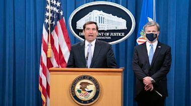 逼迫華人回國 美國起訴9人充當間諜(圖) - 成容 - 時事