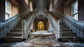 Inside America's largest abandoned mansion once owned by Titanic investor