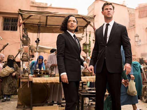 Box Office: 'Men in Black: International' Ranks No. 1 Overseas With $74 Million