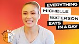 UFC Fighter Michelle Waterson Has No Problem Eating Clean, But *Loves* A Big Burger Every Once In A While