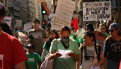Protection for Long-Exploited California Garment Workers Is Finally Signed Into Law