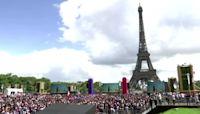 Paris assumes Olympic baton as Tokyo Games end