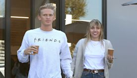 See Miley Cyrus' Romantic Slow Dance With Shirtless Cody Simpson