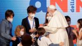 Pope warns against Italy's 'demographic winter'
