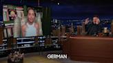 Emilia Clarke recites Olivia Rodrigo's 'good 4 u' on The Tonight Show in different accents - CNN Video