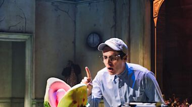 'Little Shop Of Horrors' Review: Jonathan Groff, Tammy Blanchard Bring The Off-Broadway Classic Home