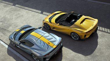 為競技而生!深度解析Ferrari 812 Competizione與Competizione A