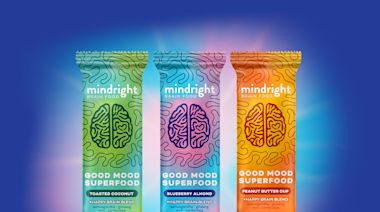 Celebs like Rob Dyrdek, Joe Jonas and Travis Barker are backing the nootropic nosh company, Mindright
