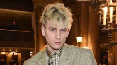 """Machine Gun Kelly Admits He's Been in a """"F--ked Up Place Personally"""" for Months"""