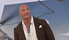 Dwayne Johnson Shares Endearing Message For Daughter On International Women's Day