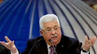 Israel peace plan rejected by Palestinians