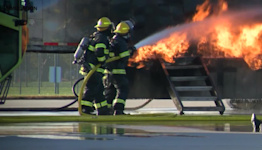 Full-scale simulated aircraft accident at Eppley Airfield a 'critical learning opportunity'