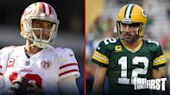 Nick Wright: 'Aaron Rodgers should be concerned about facing the 49ers in Week 3' I FIRST THINGS FIRST