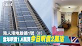 【直擊單位】啟德半新樓呎價1.6萬升到2萬 簡約木裝修木家具 帶英倫風味 - 香港經濟日報 - 地產站 - 二手住宅 - 私樓成交