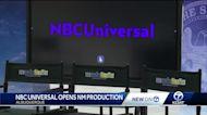 NBC Universal opens New Mexico studio